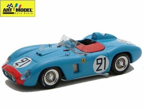 Ferrari 500 500 500 TR Le Mans 1956 1 43 Model 0153 ART-MODEL 1649f7