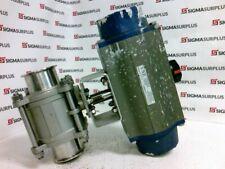 Vne Pn125sr Pneumatic Actuator Withvalve 2860 Dia
