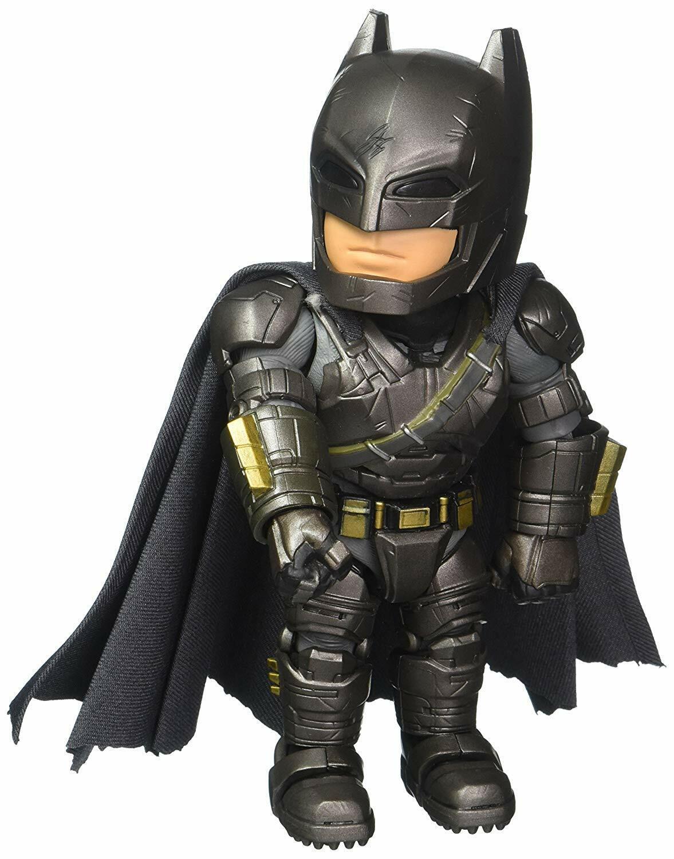 Batman v superman hybride métal a-figurine batman & full set armor 14cm herocross
