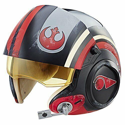 Star Wars Schwarze Serie Elektronische Helm Po Dameronf S