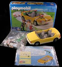 Playmobil 4307 BRIDE & GROOM Just Got Married CAR Wedding Accessory GERMANY New