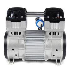 Air Compressor Portable 200l Min Oil Free Vacuum Pump Air Pump Compressor 110v