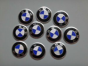 10-x-11mm-BMW-Replacement-Key-Fob-Badge-Sticker