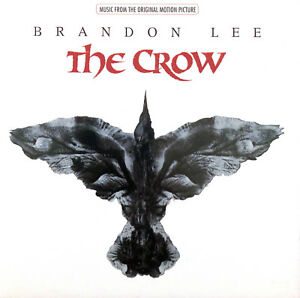 Compilation-CD-The-Crow-Music-From-The-Original-Motion-Picture-Europe-M-M