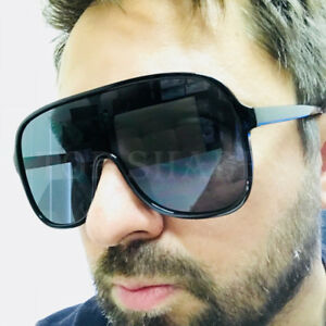 Oversized-Fashion-Big-Large-One-Pieces-Flat-Top-Men-Women-New-Style-Sunglasses