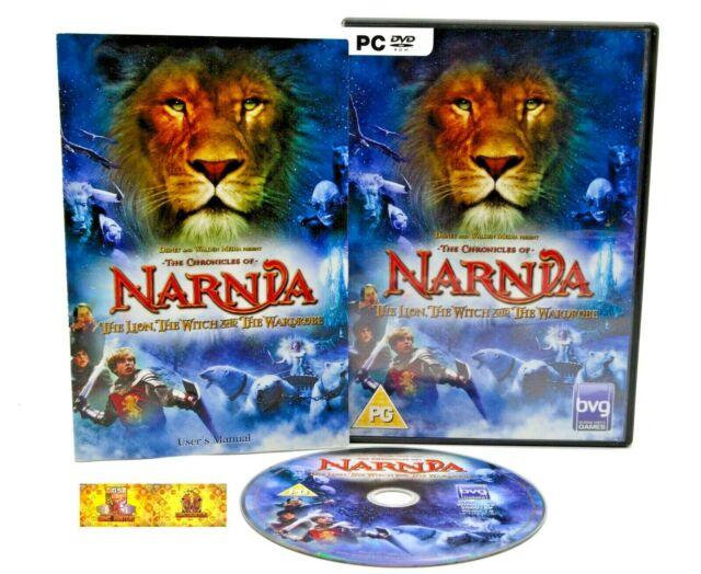 The Chronicles of Narnia Le Lion la sorcière et l'armoire DVD