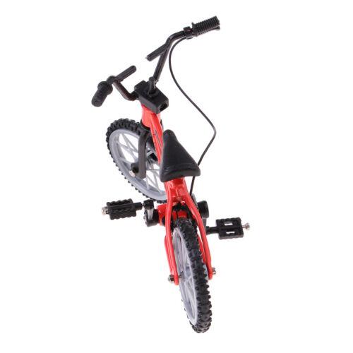 RC Metal Simulation Dekoratives Fahrrad Für RC 1:10 Crawler Climbing Wraith