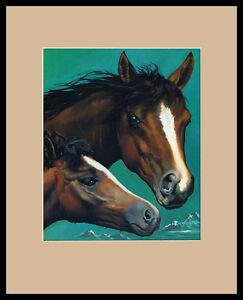 Pferde poster zum ausdrucken kostenlos