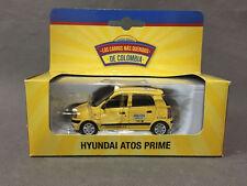 1/43 - ixo - Hyundai Atos Prime - Los Carros Mas Queridos De Colombia