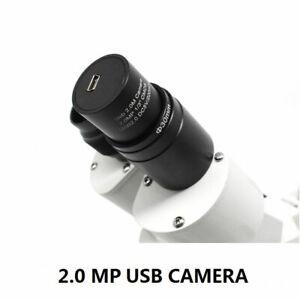 2MP-HD-USB-CMOS-Camera-Microscope-Electronic-Digital-Eyepiece-w-Adapter-Ring