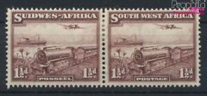 Namibie-Southwest-180-181-horizontaal-Echtpaar-compleet-Kwestie-9233719