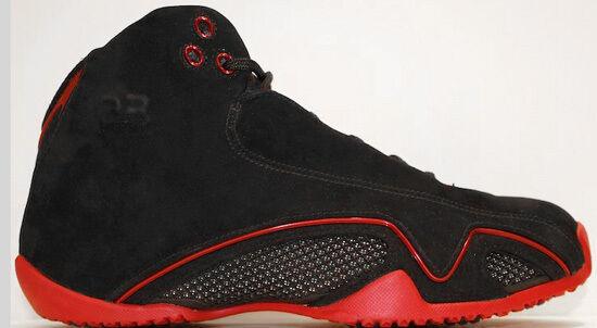 2008 Nike Air Jordan 21 XXI Bred Suede CDP Size 13. 322717-061 1 2 3 4 5 6