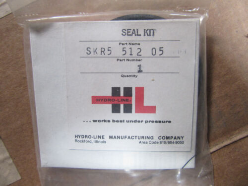 Hydro-Line SKR5 512 05 Seal Kit NEW!! Free Shipping