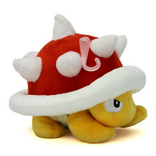 Little Buddy Super Mario Spiny 5 Inch Plush Figure in Stock