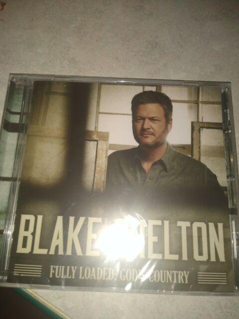 Warner Nashville Blake Shelton Fully Loaded God's Country ...