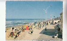 BF31013 luc sur mer la plage et la promenade   france front/back image