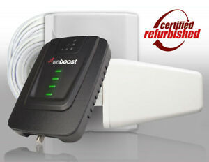 Details about REFURBISHED weBoost Connect 4G Home Cell Phone Signal Booster  5000 Sq Ft 470103