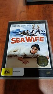 Sea-Wife-Joan-Collins-Richard-Burton-R4-Pre-owned-D493