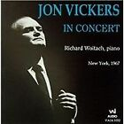 Jon Vickers in Concert: New York, 1967 (2001)