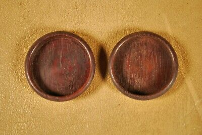 2 UNUSED METAL JAPANESE DOOR PULLS Tansu Fusuma Hikite Hardware # 2 1 Pair