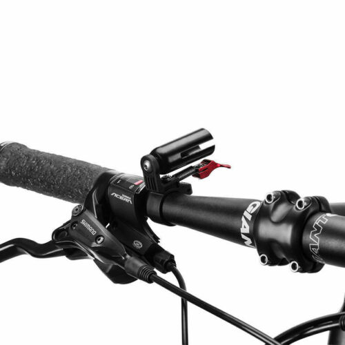 ROCKBROS Cycling Bell Bike Handlebar Copper Alloy Air Vibration Black Bike Bell