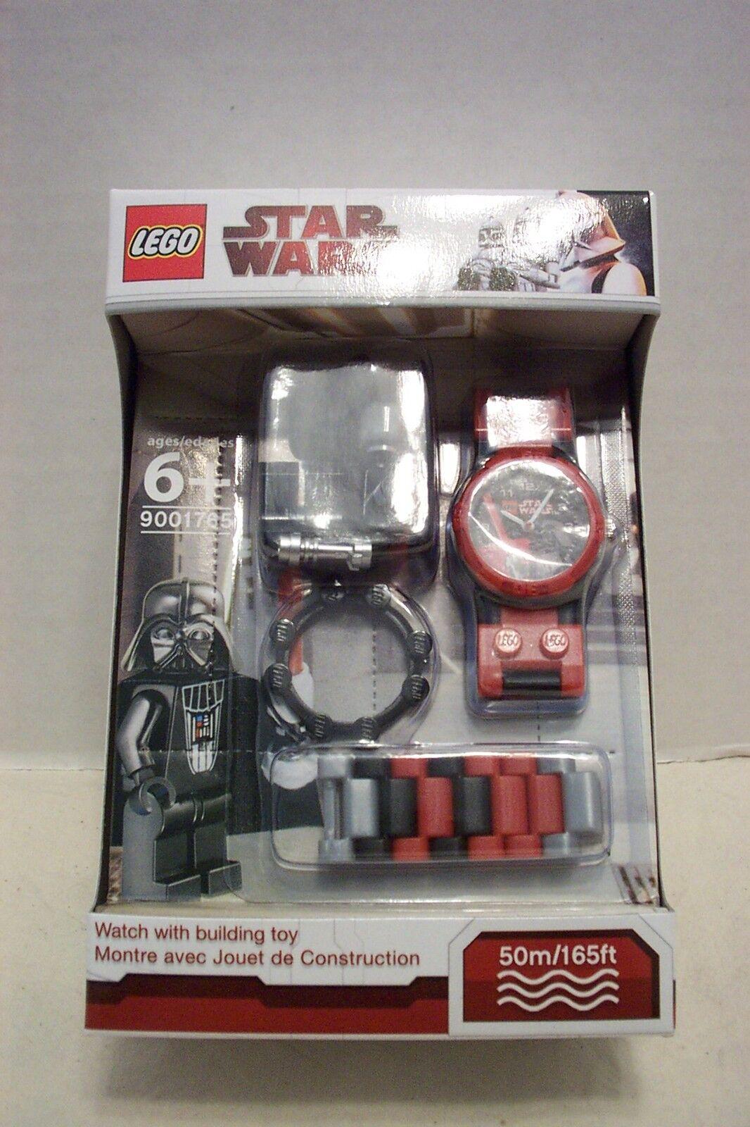 Lego  9001765 Star Wars Darth Darth Darth Vader Watch And Key Chain Bundle 2 NIB 2003-2010 4f79a3
