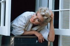 Marilyn Monroe Poster New York Window Ledge Iconic Photo, 24x36