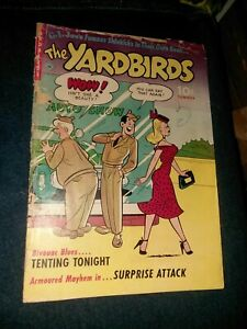 Yardbirds-1-ziff-davis-1952-golden-age-gi-joe-precode-dan-decarlo-good-girl-art