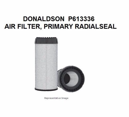 P613336 Donaldson Air Filter Primary Radialseal