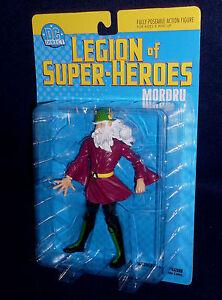 "DC Direct Legion of Super-Heroes MORDRU 7"" Action Figure DC Comics 2002"