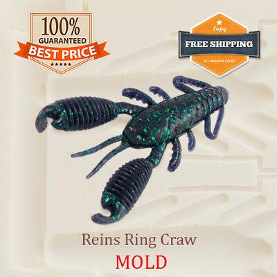 OSP Dolive Craw Fishing Lure Bait Mold Soft Plastic 61-97 mm