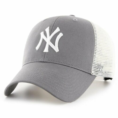 47 Brand Trucker Cap FLAGSHIP New York Yankees dunkelgrau