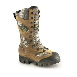 New-Giant-Timber-II-Men-039-s-Insulated-Waterproof-Hunting-Boots-1-400-g-Mossy-Oak