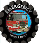 Rough & Tough: Emergency by Fiona Boon (Board book, 2012)