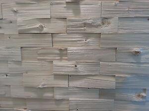 1m-Holz-Riemchen-Holzfliese-Spaltholzriemchen-Wandverkleidung