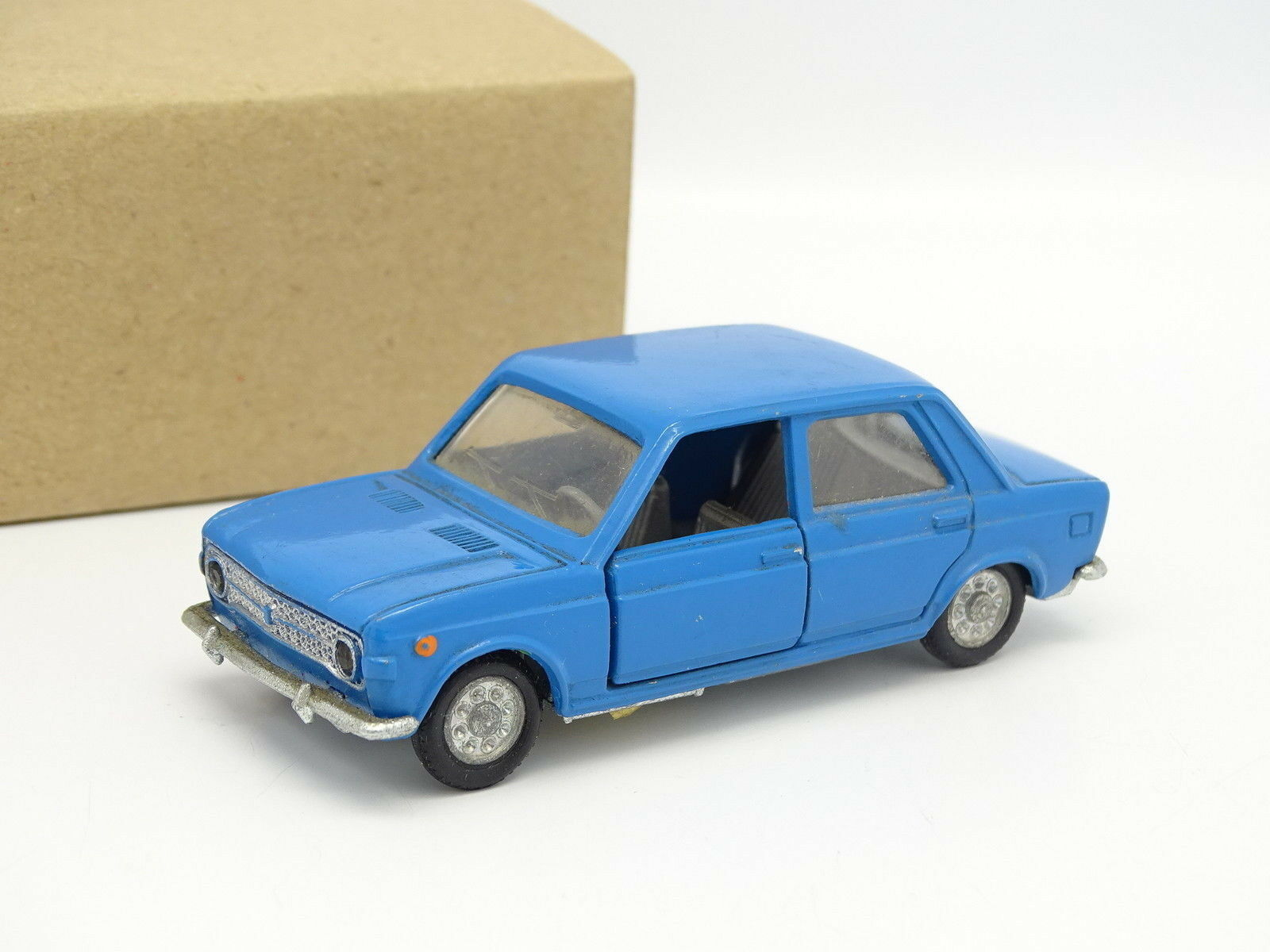Mercury 1 43 -  Fiat 128 Bleue  garantie de crédit