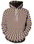Hypnotism-Colourful-3D-Print-Women-Men-039-s-Hoodie-Sweatshirt-Pullover-tops-Jumper thumbnail 24