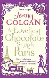 The-Loveliest-Chocolate-Shop-in-Paris-by-Colgan-Jenny-Paperback-Book-978075
