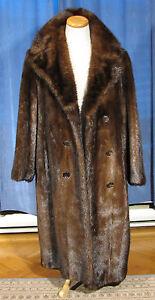 WHOLESALE PRICE MEN&039S 47&034L ALASKA BEAVER FUR COAT