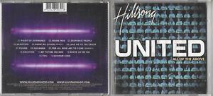 HILLSONG-UNITED-ALL-OF-THE-ABOVE-2-CD-ALBUM-2007-Australian-Import