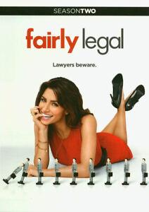Fairly-Legal-Saison-2-Keepcase-Neuf-DVD