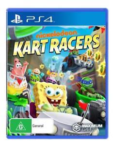 Nickelodeon Kart Racers Rugrats Ninja Turtles Racing Game Sony