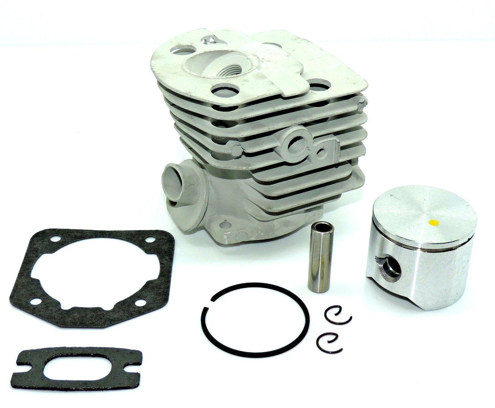 Zylinder & Kolben Set (46mm) Passend zu Husqvarna 51 55 Kettensägen 503 60 91 71