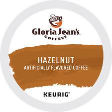 Gloria Jean's Hazelnut Flavored K Cup Pod Coffee 96 Pack