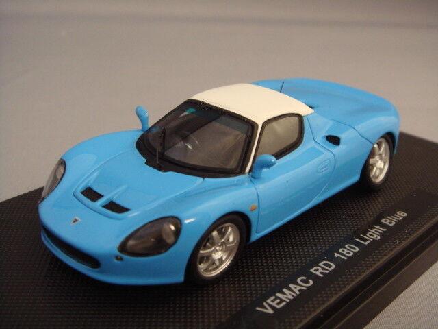 Ebbro 1 43 Vemac RD180 bleu    blanc from Japan  100% de contre-garantie authentique