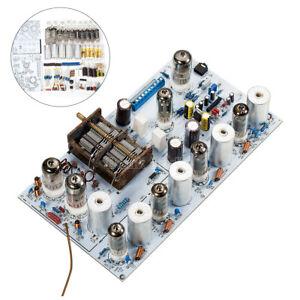 Vintage Vacuum Tube FM Radio Valve Stereo Audio Receiver Assembled Board  DIY Kit | eBayeBay