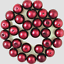 12mm-Glass-Faux-Pearls-pack-of-30-round-pearl-beads-choice-of-100-colours thumbnail 14