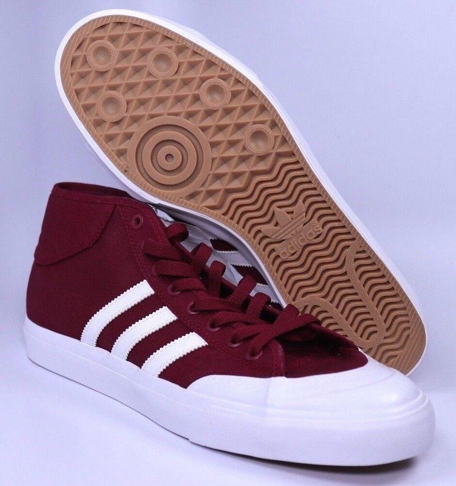 Adidas originali borgogna matchcourt mens skateboard scarpe taglia 12   by3205 | The Queen Of Quality  | Uomini/Donna Scarpa