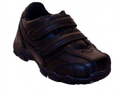 Skechers Calzado Niños Talla 4 Negro 91617N/BBK de diámetro meludo Nuevo