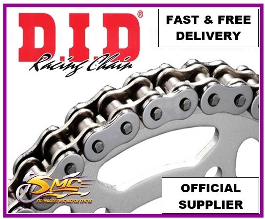 YAMAHA FZR1000 GENESIS 87-88 DID OE X-ring Chain & Sprocket Kit * FREE LUBE*